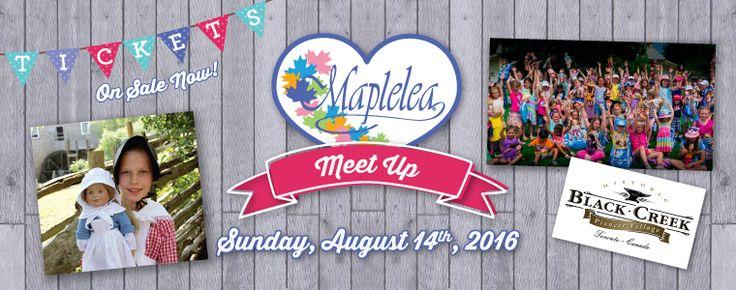 2016 Maplelea Meet-Up at Black Creek Pioneer Village