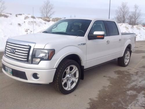 2011, Ford F150 Lariat Limited.  - NEW TIRES http://www.cacars.com/1004757.html