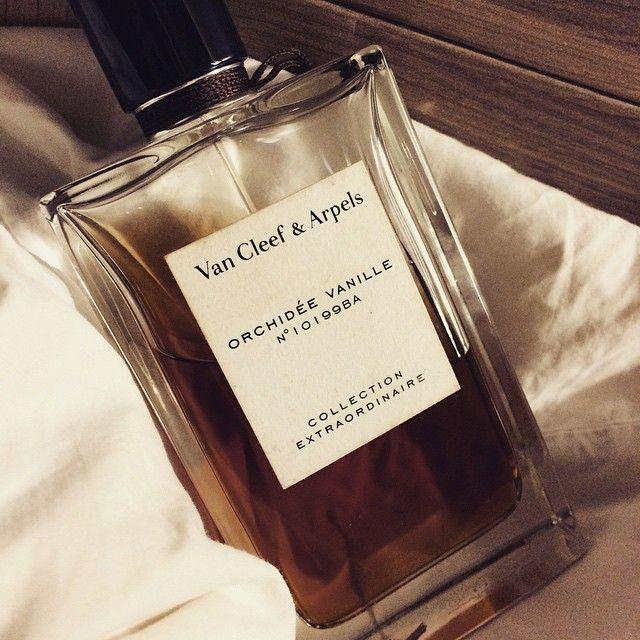 Orchidée Vanille de Van Cleef & Arpels   ODORA