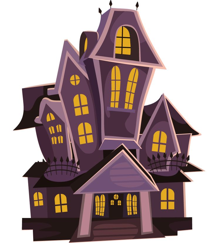 Coolest Haunted House Clipart Free F68 #8374 Wallpaper ...