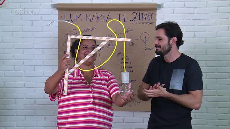 Aprenda a fazer uma luminária de sarrafo com passo a passo