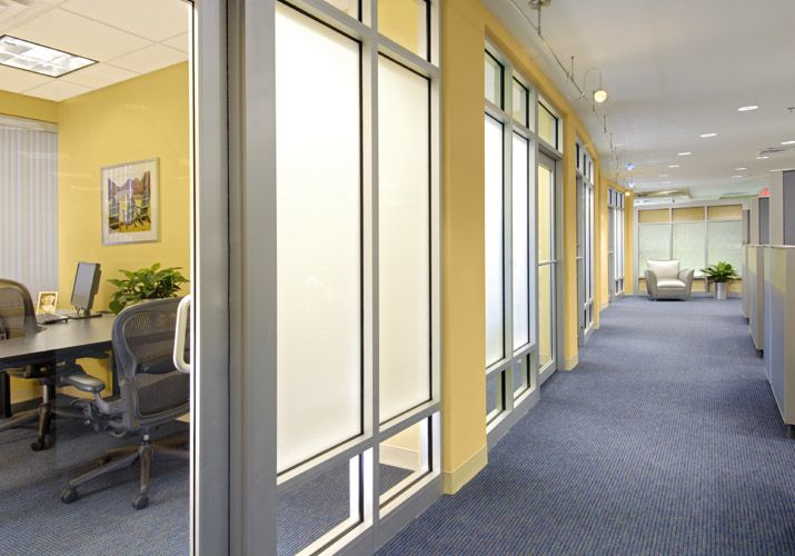 Tenant fit up for Sirona Health