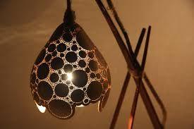 lampe calebasse - Recherche Google