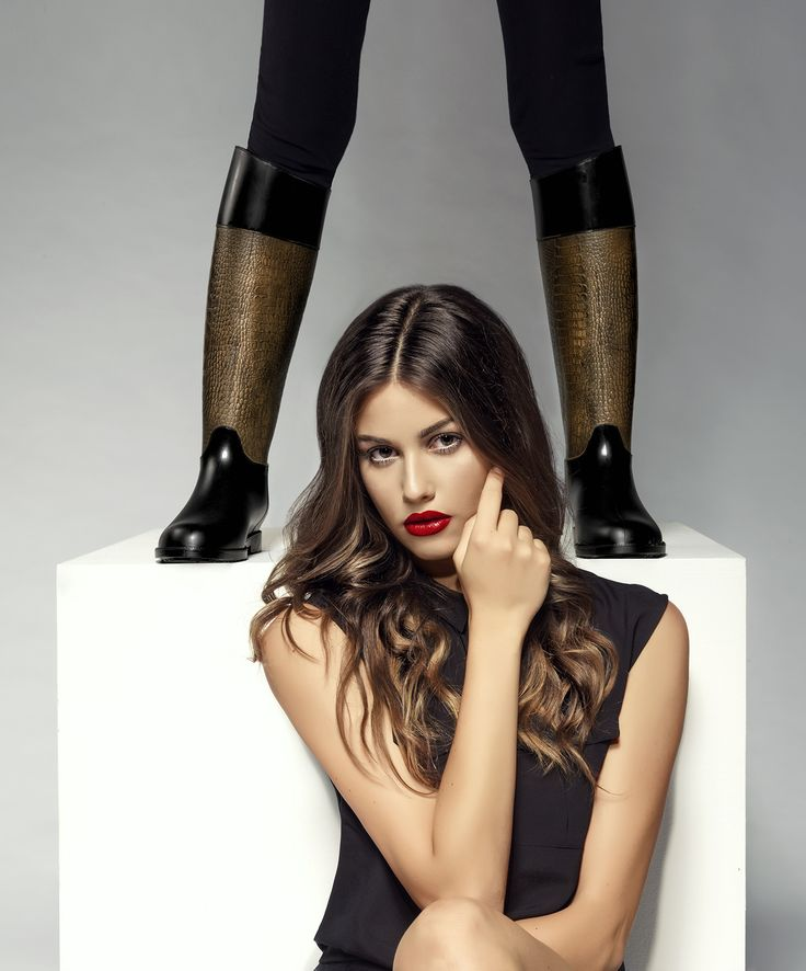 Riding Boot by Chiara Bellini
