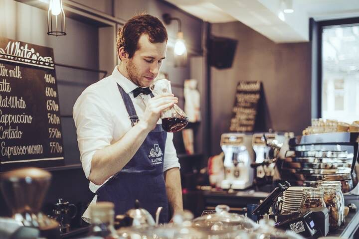 Kaffeine Budapest