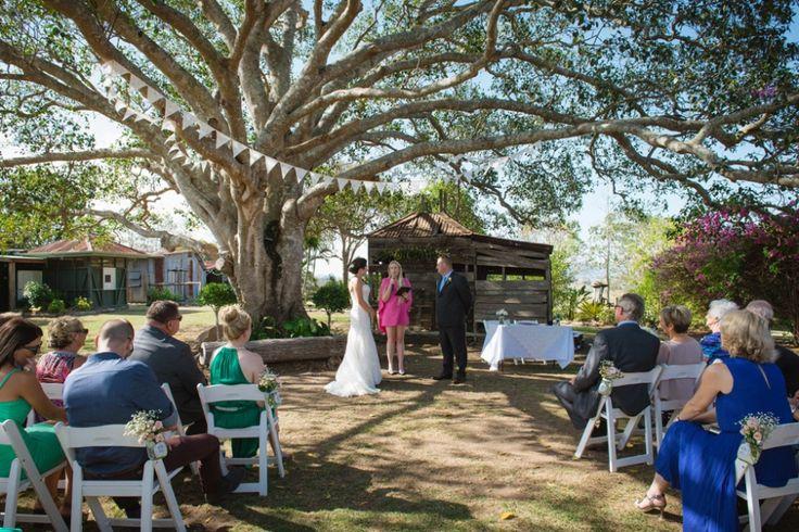 Kilcoy farmstay wedding