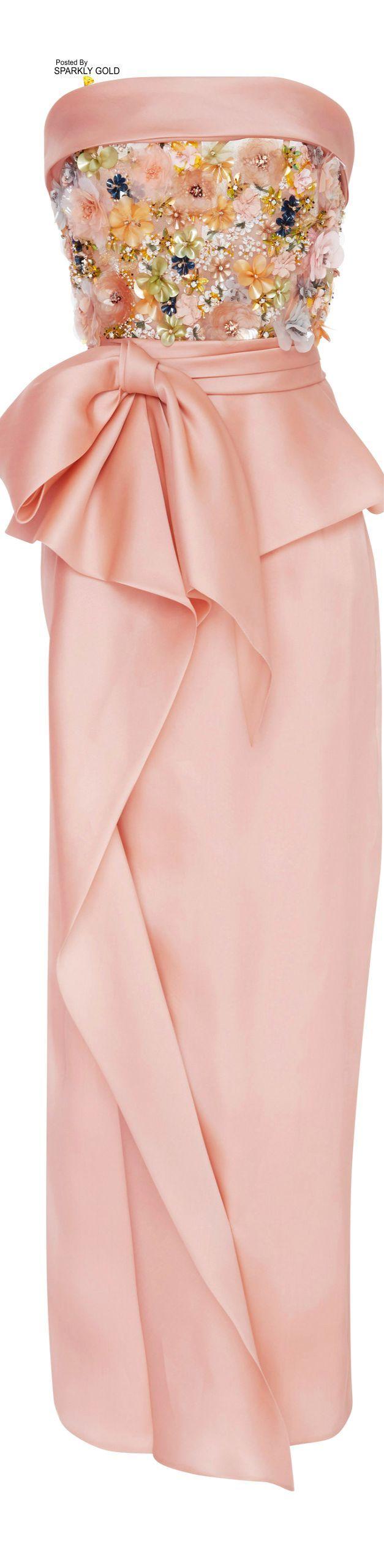 Marchesa /Dress