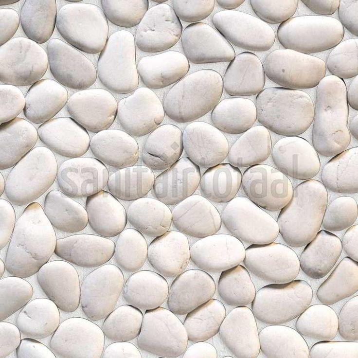 Mozaïek tegels, mozaiek tegels badkamer, mozaiek tegels toilet, mosaic, kiezel tegel, kiezelsteen