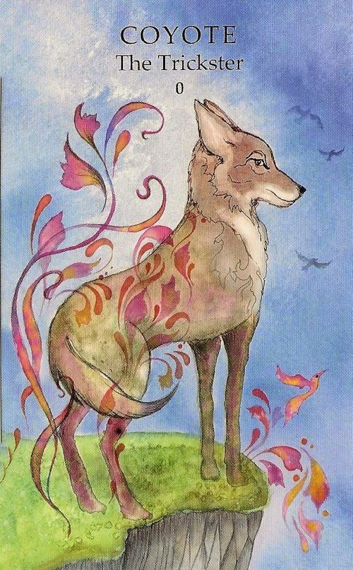 Animal Tarot: All Creatures Great And Small