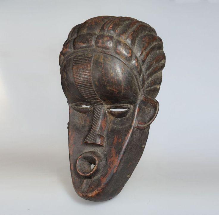 Initiation Mask - Bassa - Liberia