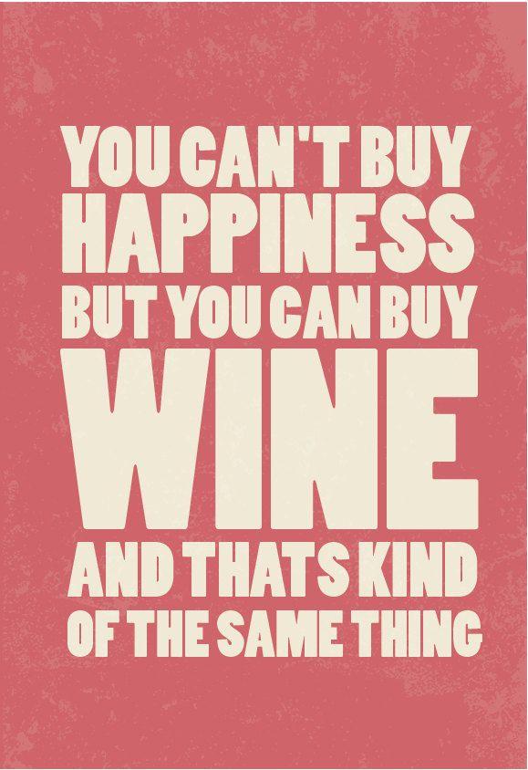 L'alcool est dangereux pour la santé, à consommer avec modération. Le bonheur lui peut se consommer jusqu'à plus soif.