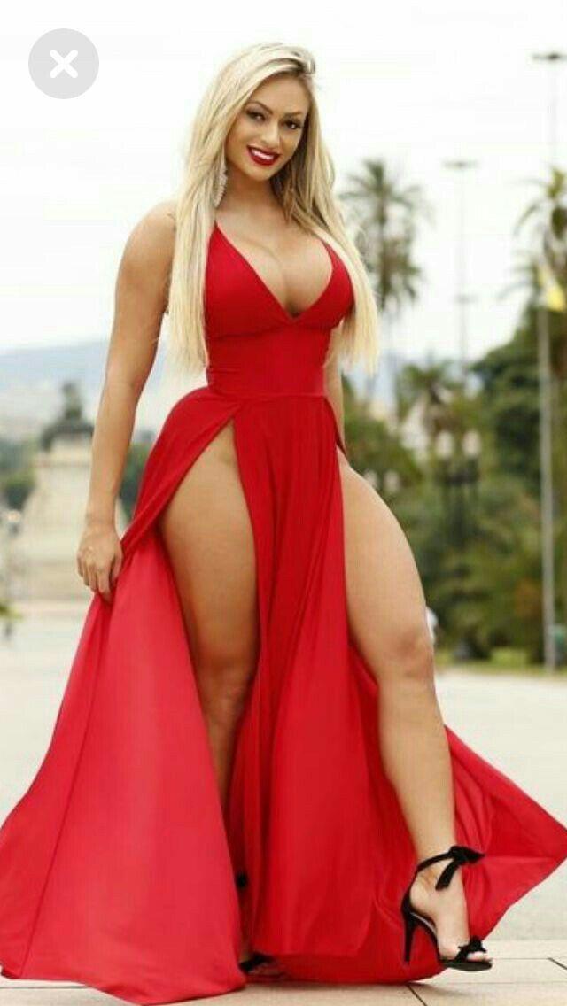 oral nude red head