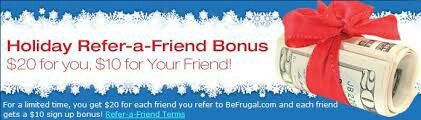 Hi. Have you ever heard of befrugal? It's a site to get coupons for restaurants, groceries, etc. Once you sign up, you earn $10. Minimum cash out is $25. Please message me back so I can walk you through how to activate your account & to get your referral link. Ready to make repeated $10 payments to PayPal? Let's go!  http://www.befrugal.com/referral/?ref=YYJRQSF
