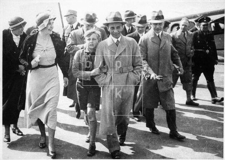 Joseph Goebbels, Magda Goebbels Harald Quandt