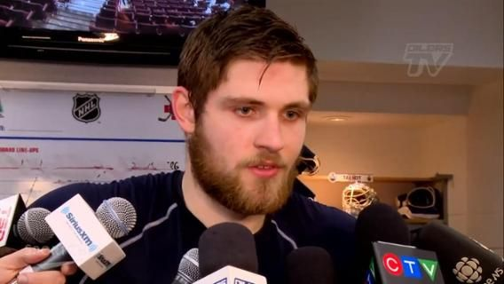 I don't usually like beards on guys, but OMG Leon Draisaitl, you can do whatever you want.