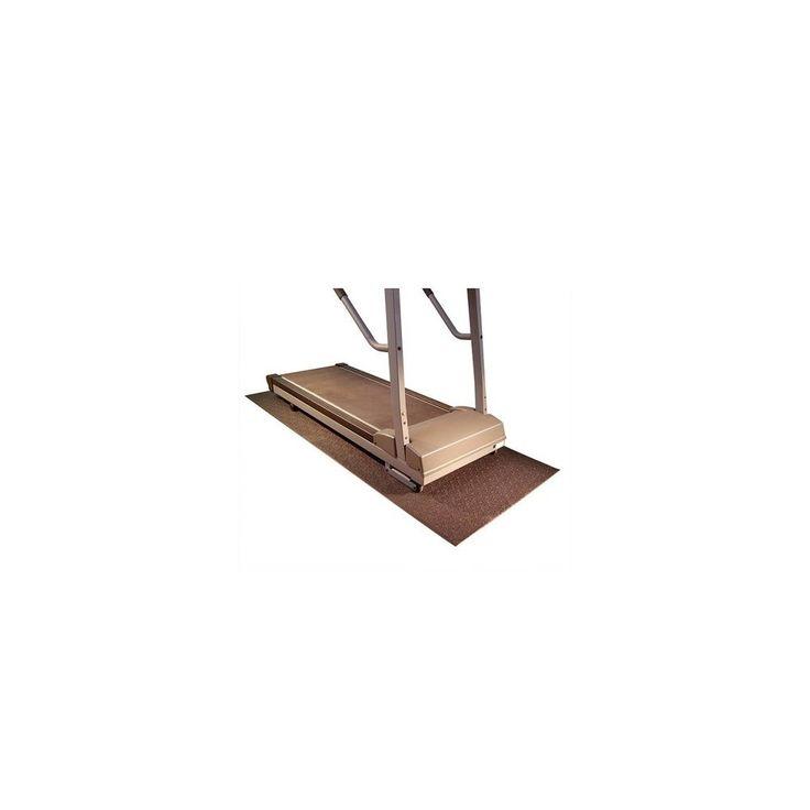 SuperMat Treadmill Mat, Gym Equipment Mats
