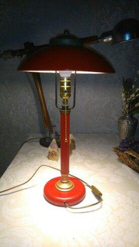 Desk light retraux
