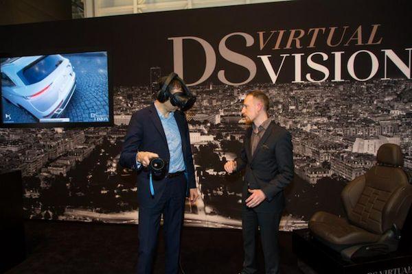 DS Automobiles transformeert autoshowroom met VR-technologie van Dassault Systèmes - http://businessenit.nl/2017/03/23/ds-automobiles-transformeert-autoshowroom-met-vr-technologie-van-dassault-systemes/