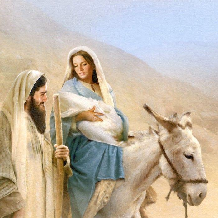 Holy Family ~ by Simon Mendez