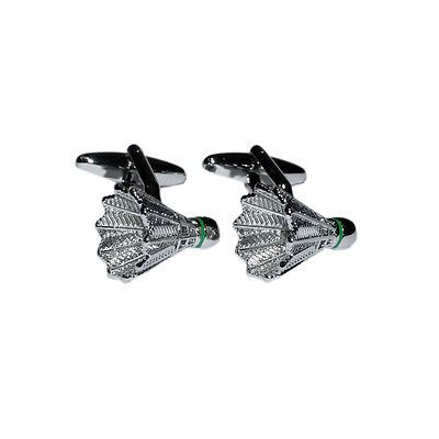 Badminton #shuttlecock sportsman player club #christmas #birthday present cufflin,  View more on the LINK: http://www.zeppy.io/product/gb/2/161809409055/