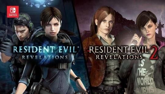 Latest North American Switch eShop deals - Resident Evil Revelations 1 and 2, Axiom Verge, much more: A ton of different games are on sale…