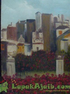 Lukisan Kota Salzburg Karya Sprong