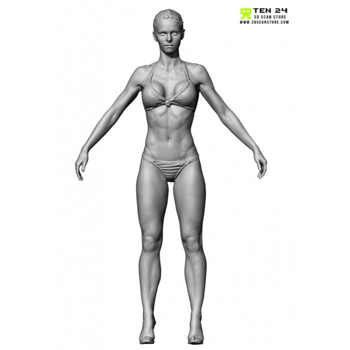 Fitness Model Bundle