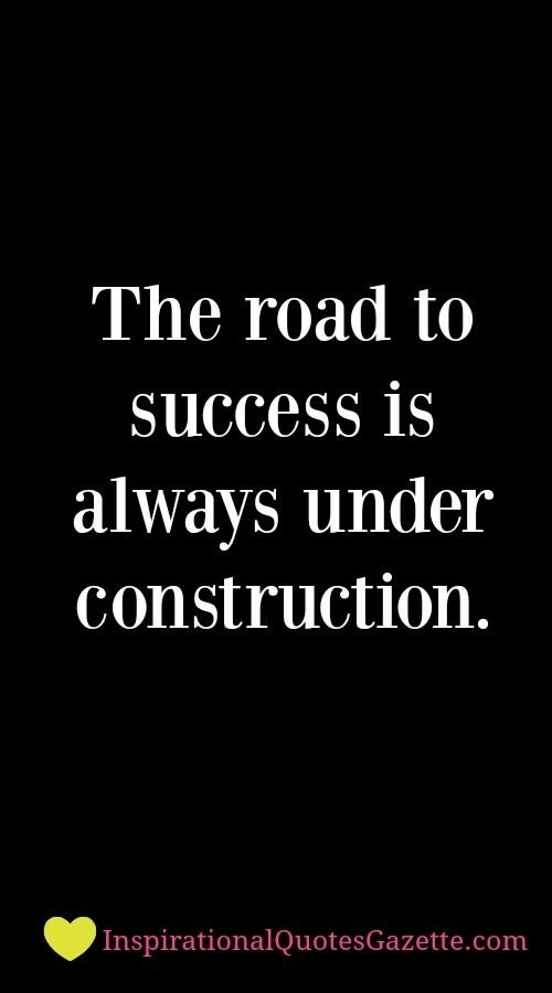Inspirational Quote about Life and Success - Visit us at InspirationalQuotesGazette.com for the best inspirational quotes!