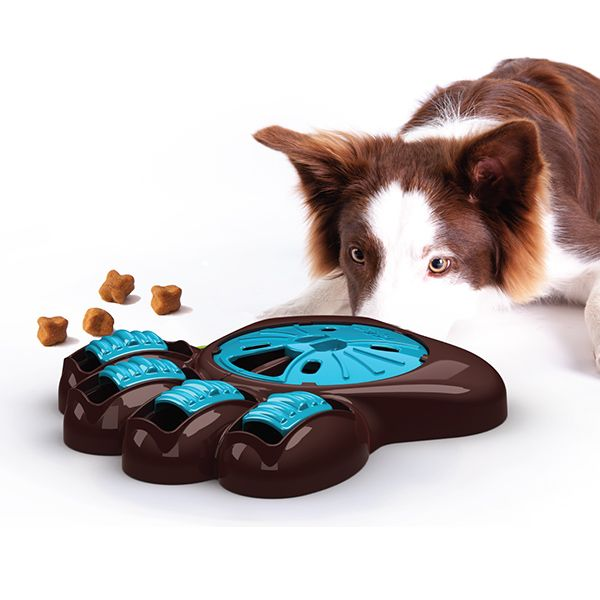 Aikou Interactive Dog Feeder | 2013 Gift Guide: Animal Lover | Organic Spa Magazine: Organizations Spa, Spa Magazines