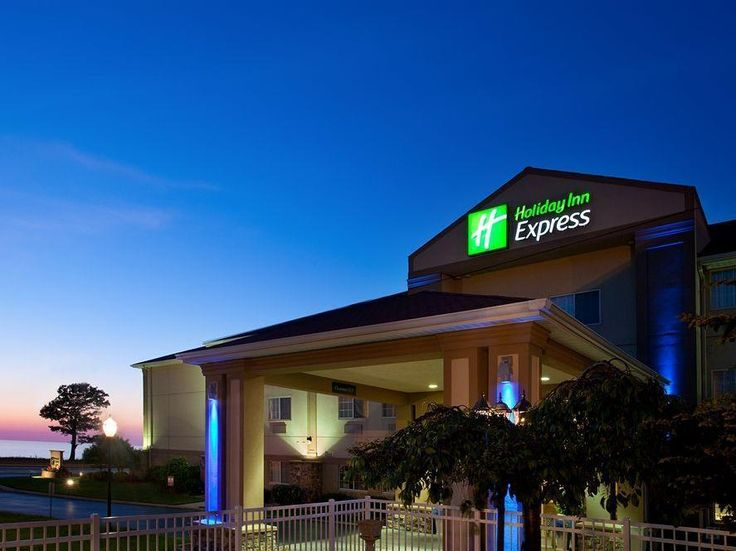 St Joseph Mo Holiday Inn Express Hotel And Suites United States