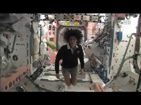 ISS Tour - YouTube