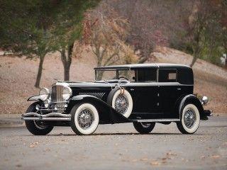 Duesenberg Model J Town Car – 1934