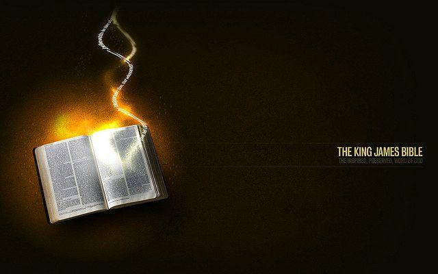 NTEB: The King James Authorized 1611 Holy Bible