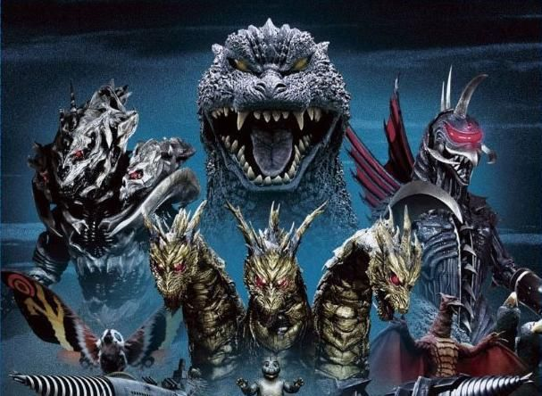 Godzilla Vs Gigan Final Wars Gfw