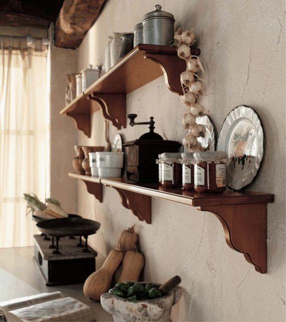 дневник дизайнера: Дизайн интерьера кухни ... 106 ценных картинок, открывающих детали традиционной композиции