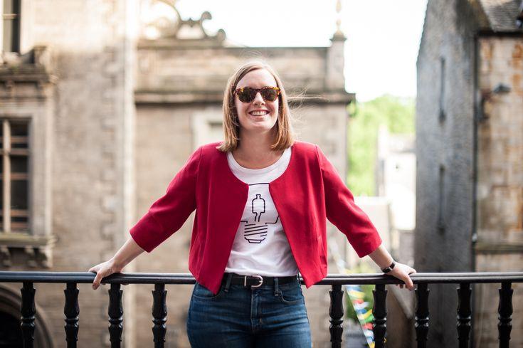 A Named Clothing Lourdes Cropped Jacket – Ginger Stitch