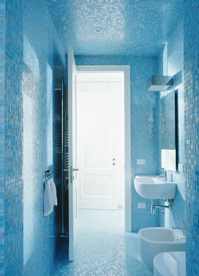 Blends | Blue Collection | Bisazza. Check it out on Architonic