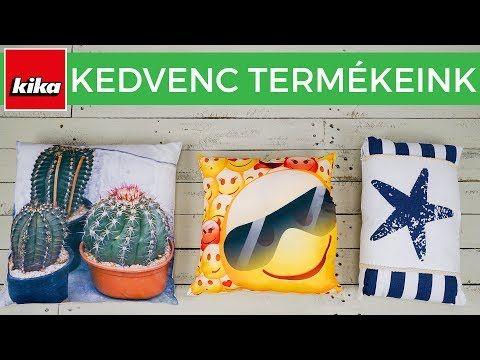 (102) Kedvenc termékeink - Díszpárnák | Kika Magyarország - YouTube
