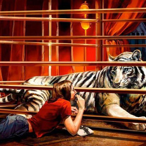 """Imagens de """"A Maldição do Tigre"""" - Posse Súbita"""