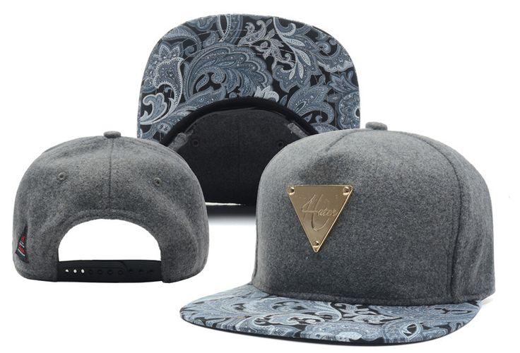 1pc / lot invierno primavera Trukfit triángulo plana marcada hip-hop gorra de béisbol hater snapback para mujeres hombres