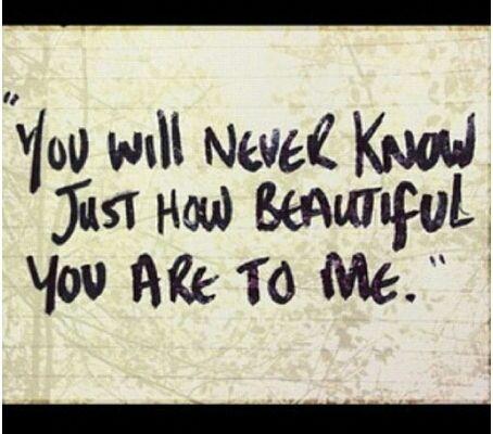 Because youre beautiful girl lyrics