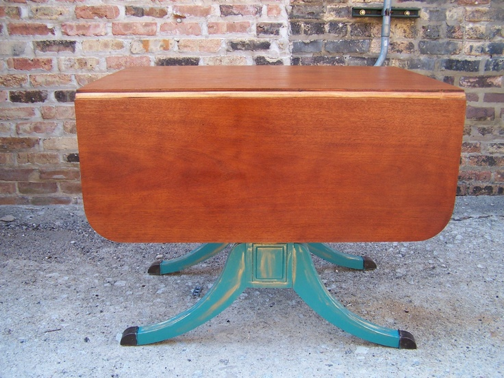 Refurbished 1940s Dining Table
