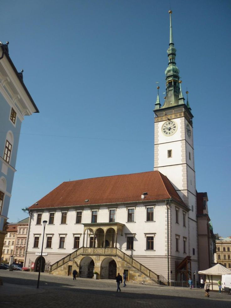 Olomouc Town Hall - Czech Republic