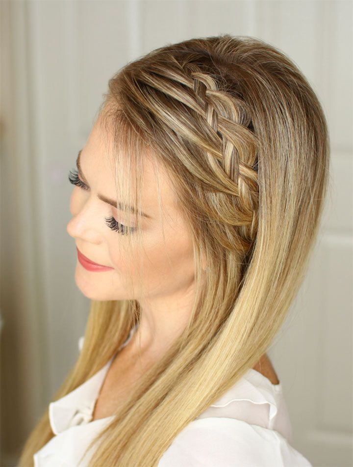 Love Missy Sue's latest braid style