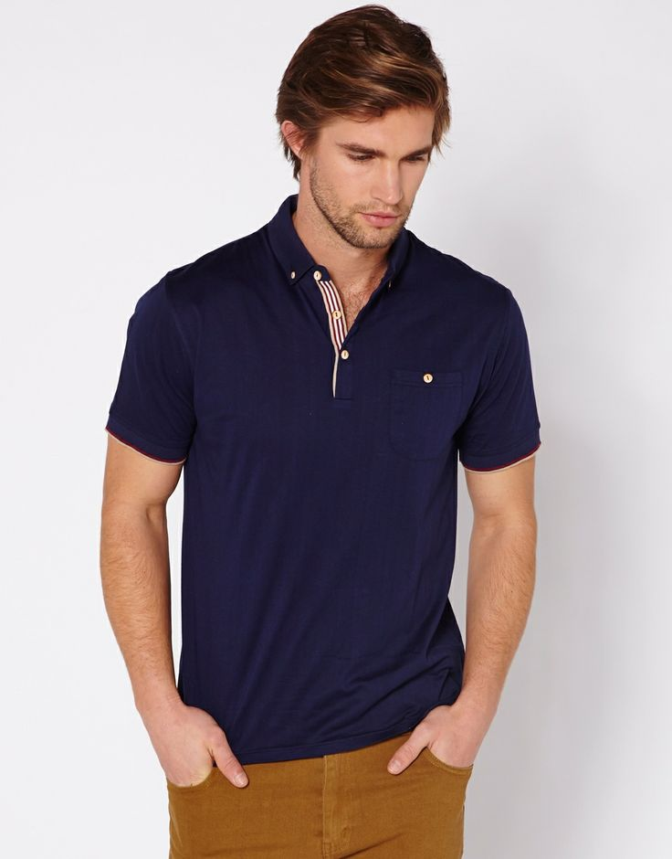 Hallensteins - Simple Lines Polo ($35.99)