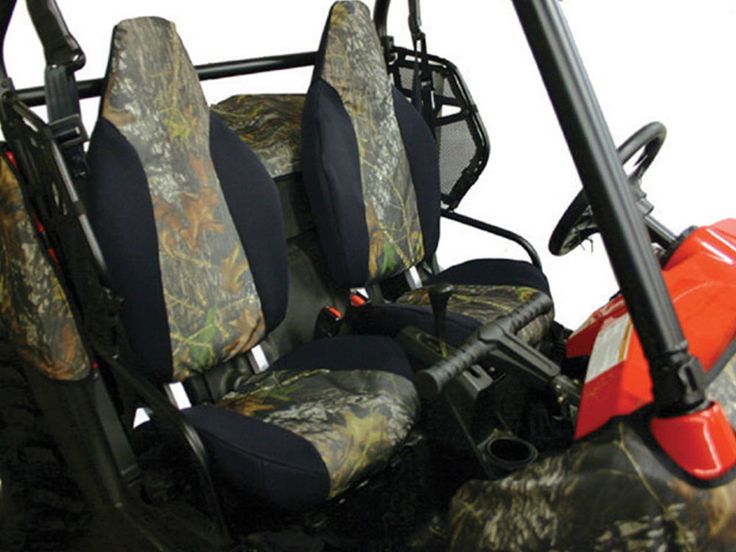 Details About Can Am Commander Utv Seat Covers Set Of 2