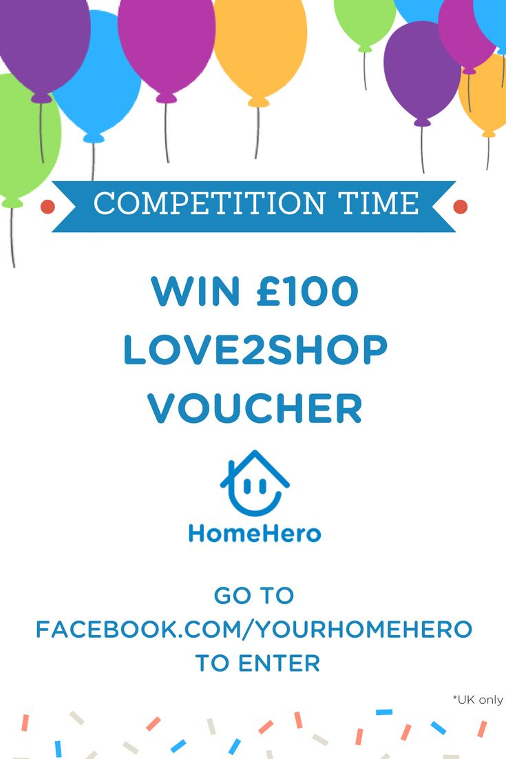 Go to our Facebook page to enter. Competition Closes 29/01/2017  #Competition #Energy #Homedecor #UK #Facebook