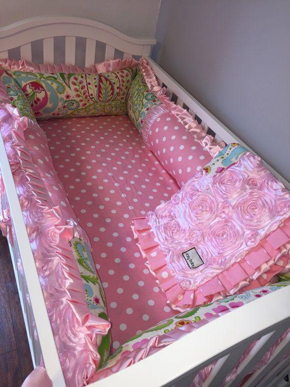 Best 25+ Girl crib bedding ideas on Pinterest | Baby girl ...