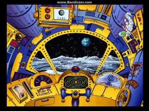 Le Bus Magique explore le système solaire PC [Speedrun]