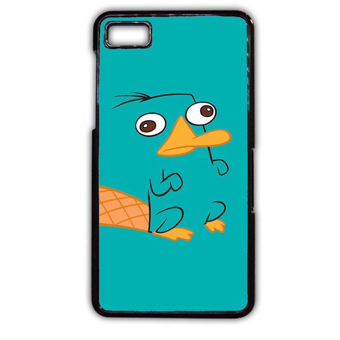 Perry The Platypus Phonecase Cover Case For Blackberry Q10 Blackberry Z10